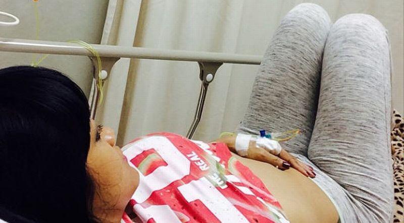 Kanker Serviks, Jupe Berobat ke Singapura : Okezone Celebrity