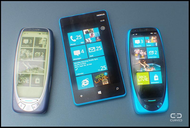 Nokia 3310 & Ericsson T28 Di-Re-design Jadi Smartphone