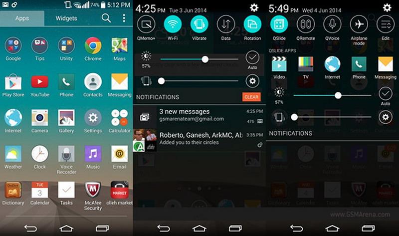 Img Zokeinfo Content 2014 11 07 57 1062383 Ini Tampilan Terbaru Android Lollipop Untuk LG G3