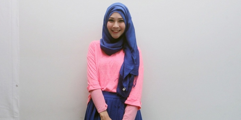 Zaskia Adya Mecca Nilai Hijab Semakin Fashionable