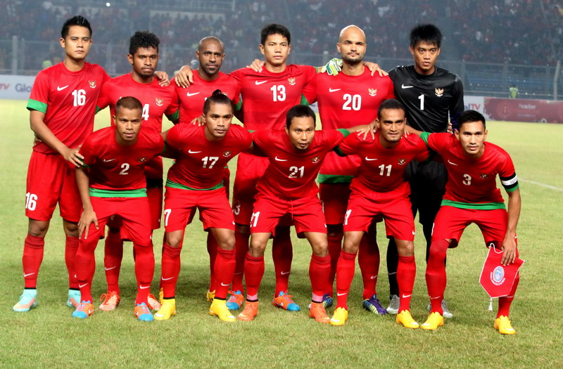 Skuad Resmi Timnas Indonesia di AFF Cup 2014 : Okezone Bola