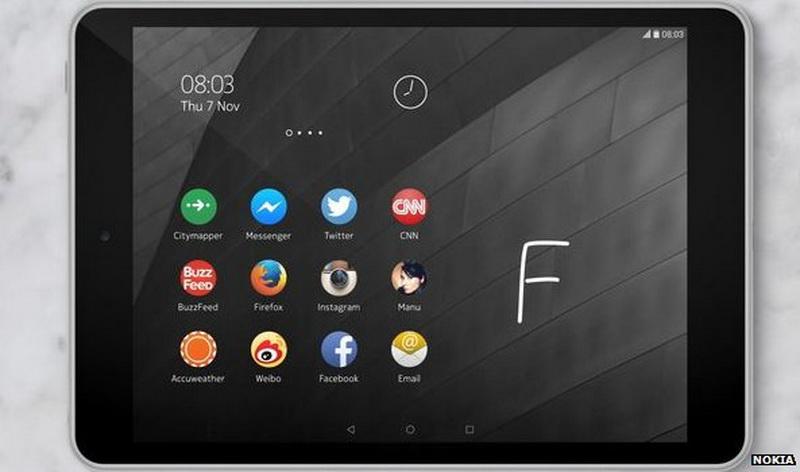 Brand 'Nokia' Resmi Lenyap, Nongol Tablet Nokia N1