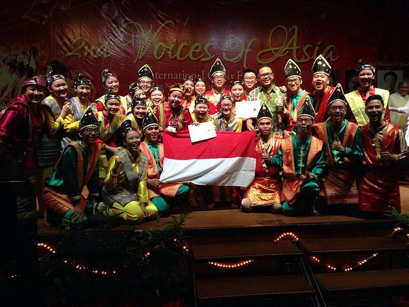 Svara Prasetiya Mulya Sabet Juara Internasional (Foto: dok. Prasetiya Mulya)