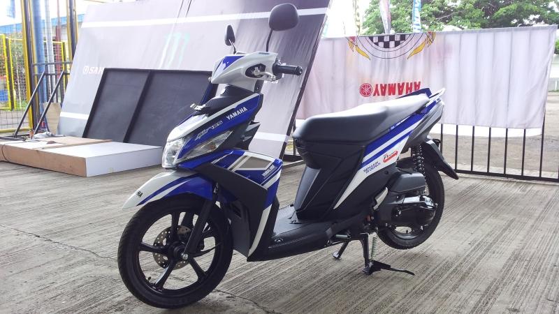 Begini Kalau Yamaha Mio M3 125 Pakai Baju Balap Okezone Otomotif
