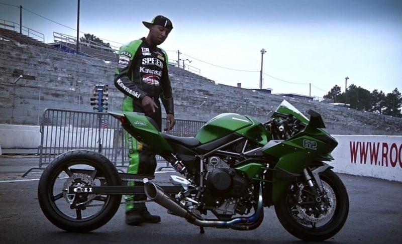 Motorcycle Gallery: Kawasaki Ninja H2r Custom