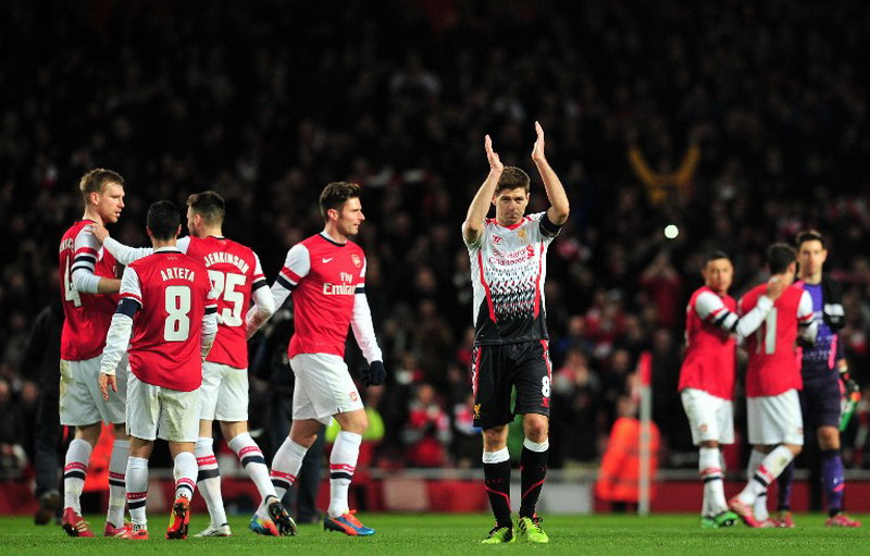 Arsenal-Liverpool Ingin Menjaga Momentum Kemenangan