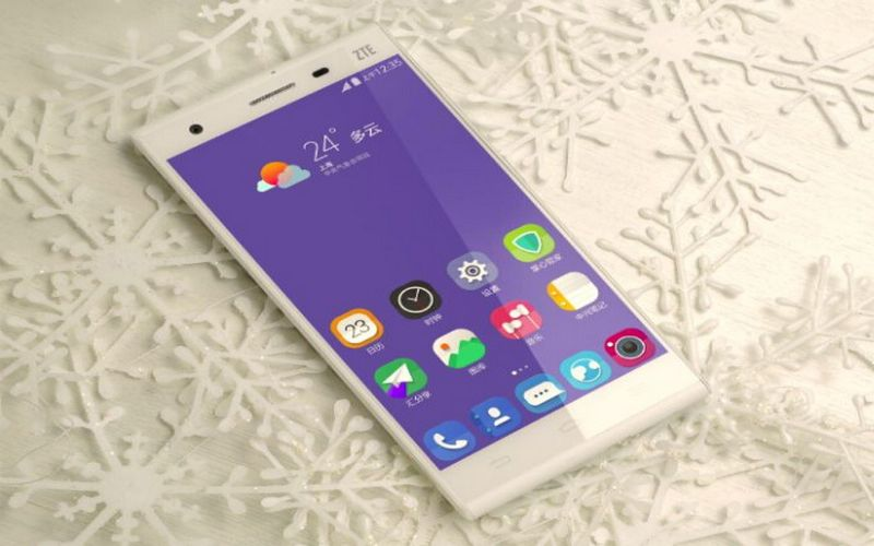 ZTE Hadirkan Ponsel Android dengan Kontrol Suara Penuh
