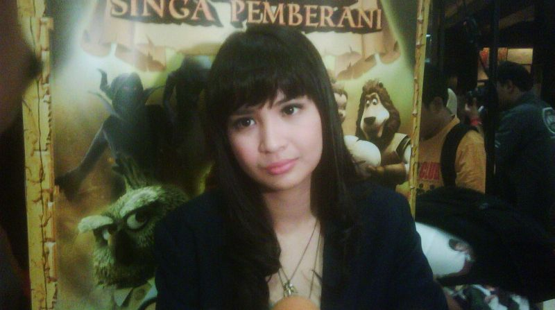 JAKARTA - Putri Titian mengaku setiap hari menghabiskan waktu bersama ...