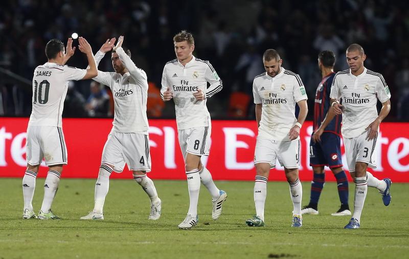 Kemenangan Beruntun Real Madrid Bisa Menjadi Bumerang