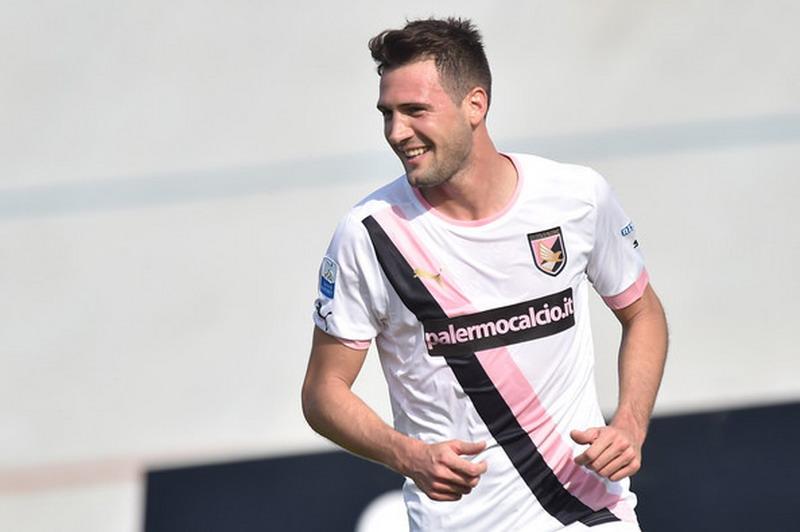 Playmaker Palermo, Trequartista Cadangan Juventus