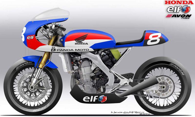 Desain Motor Rossi Untuk Balapan Ke 300 Blackxperience Com