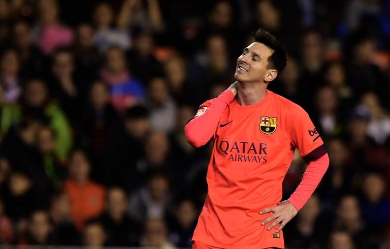Era Messi di Barca Hampir Tamat