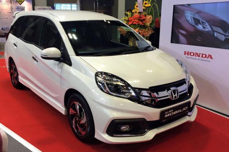 Di Singapura Honda Mobilio Dibanderol Rp1 2 Miliar Okezone News