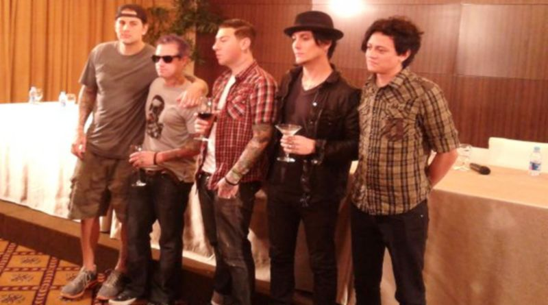 Photos | Avenged Sevenfold | Oh the people I would date ...