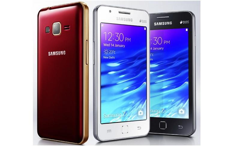 Smartphone Samsung Z1 Seharga Rp1,1 Juta Sapa Indonesia