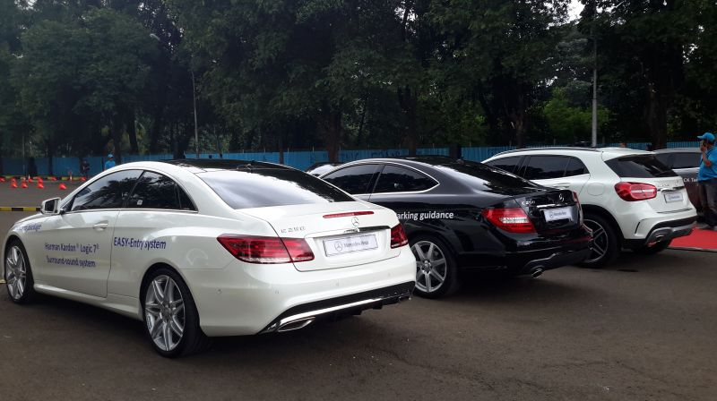 Sediakan produk line up baru mercedes benz tetap optimis for Mercedes benz line up