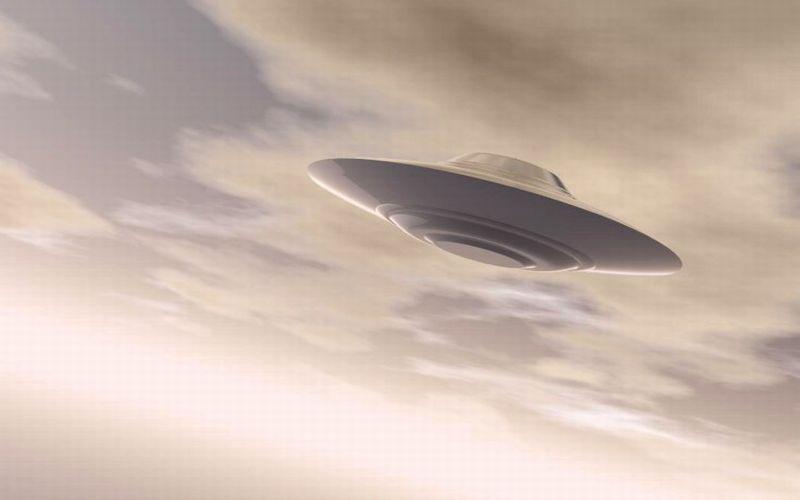 Sejarah Pernah Mencatat Penampakan UFO pada 1960