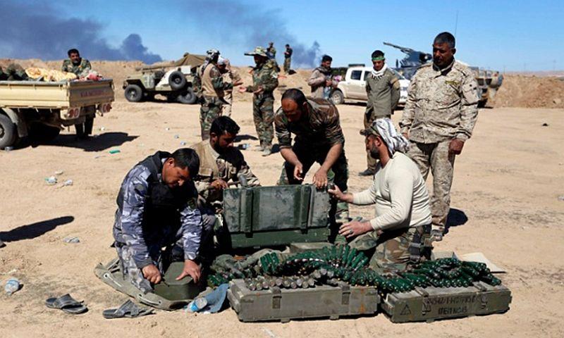 Irak Akan Paksa ISIS Tinggalkan Tikrit