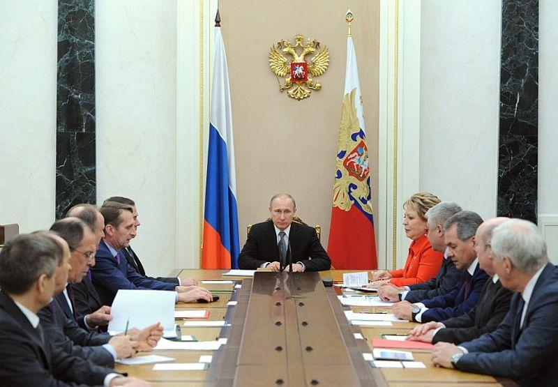 Rusia Krisis Ekonomi, Presiden Putin Potong Gaji