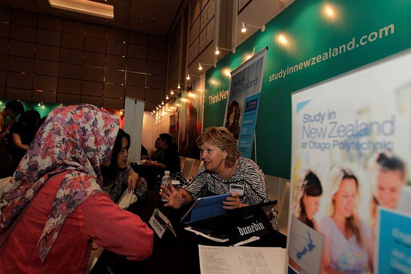 770 Pelajar Indonesia Pilih Selandia Baru untuk Kuliah