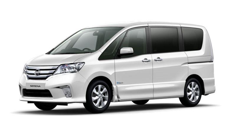 Nissan Serena Indonesia Nissan Luncurkan New Serena di
