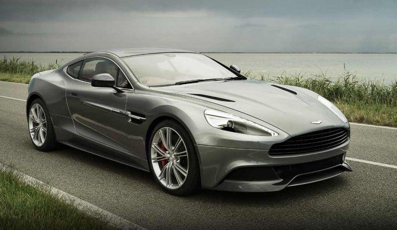 Aston Martin Db9 Vanquish Akan Dijual Di Indonesia Okezone Otomotif