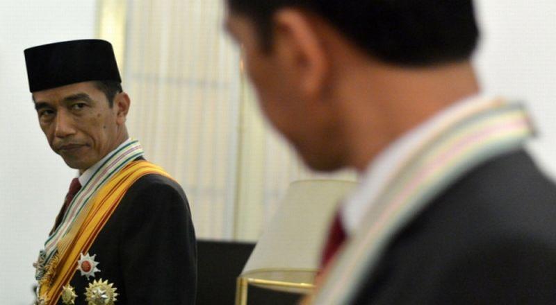 Rieke Kritik Keras Jokowi