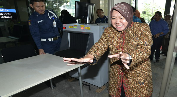 Mega Restui Risma, PDIP Jatim Mengalah