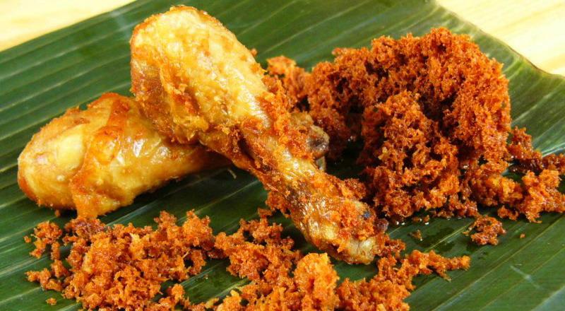 Image Result For Resep Ayam Kremes Serundeng