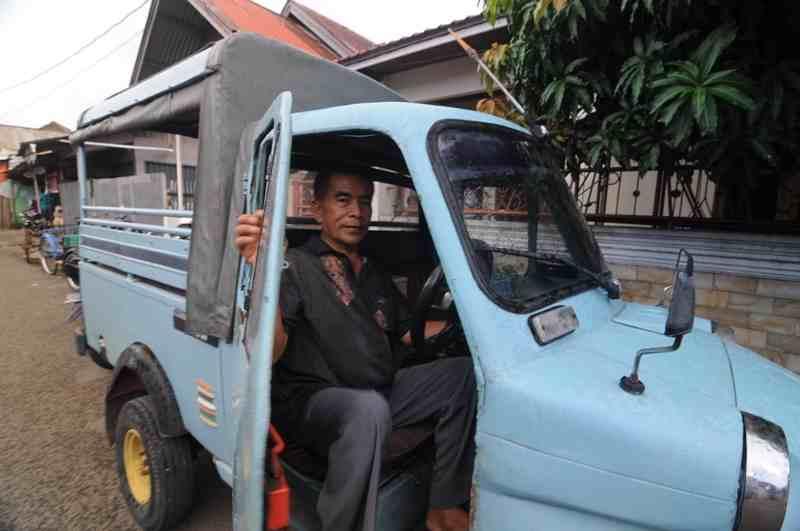 Keberadaan Bemo di Padang Makin Hilang Usai Dilanda Gempa