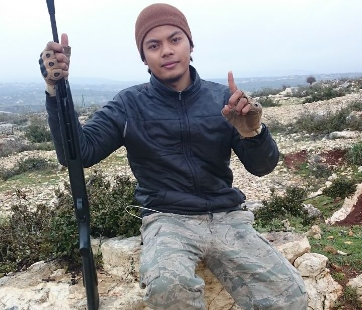 Abu Jibril: Anak saya bukan ISIS, tapi Al Qaeda (Foto: Okezone)