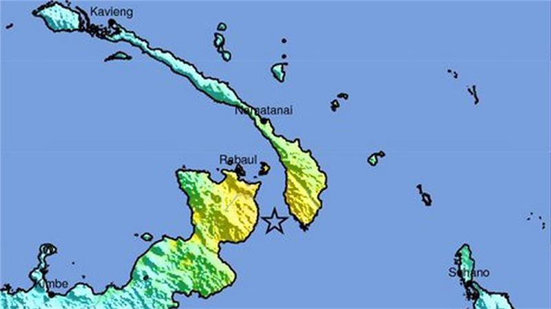 Gempa Tsunami Ancam Papua Nugini
