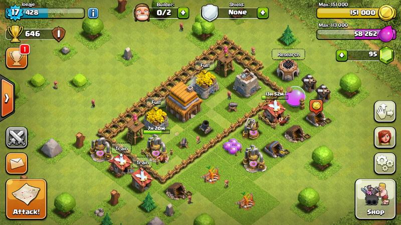 Game Clash of Clans Raih Keuntungan Rp20,9 Triliun