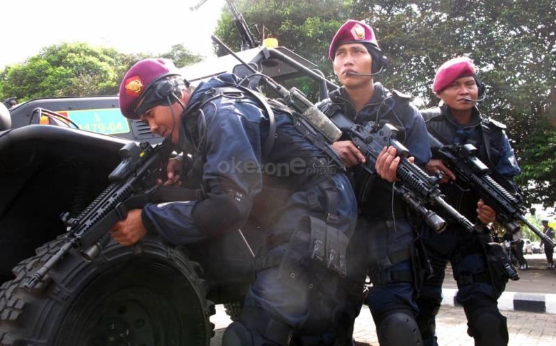 Hari Ini TNI Latihan Perang di Wilayah Teroris