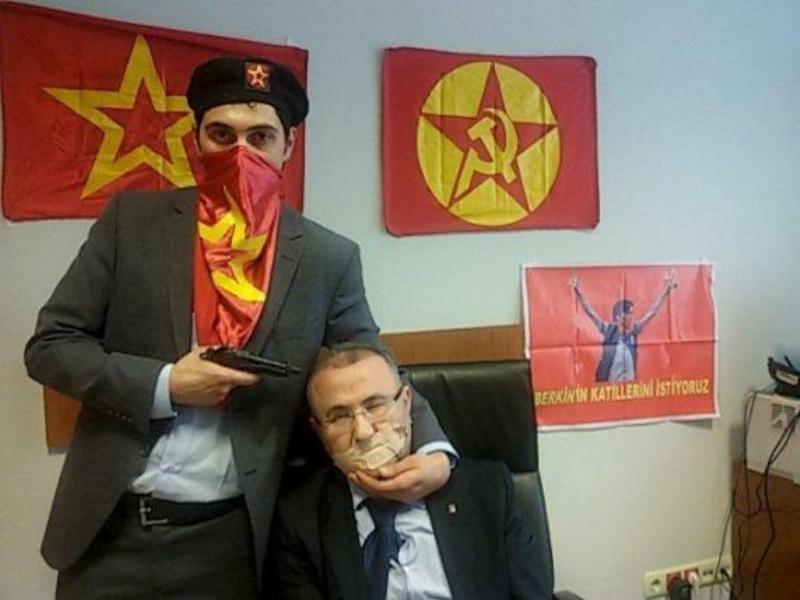 Kepolisian Turki Gagalkan Penyanderaan Jaksa