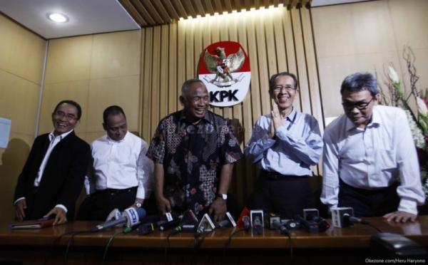 Belum Ada Rapim KPK Soal Rencana PK Putusan Praperadilan BG