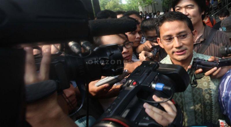 Ketua Gerindra: Sandiaga Uno Enggak Mungkin Jadi Ketum