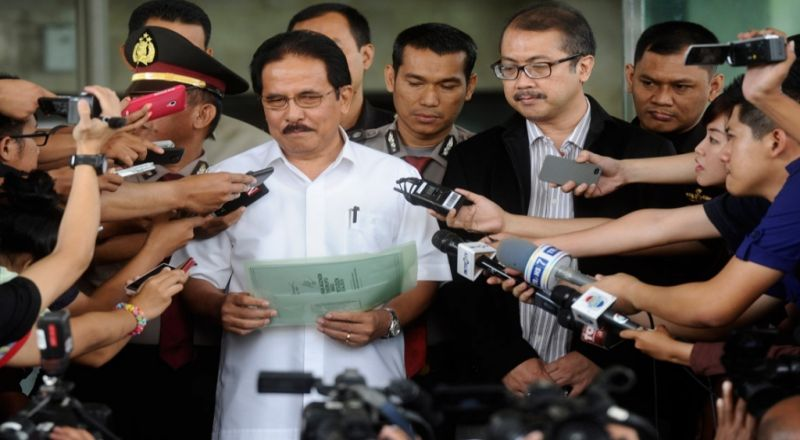 Jokowi instructed Sofyan