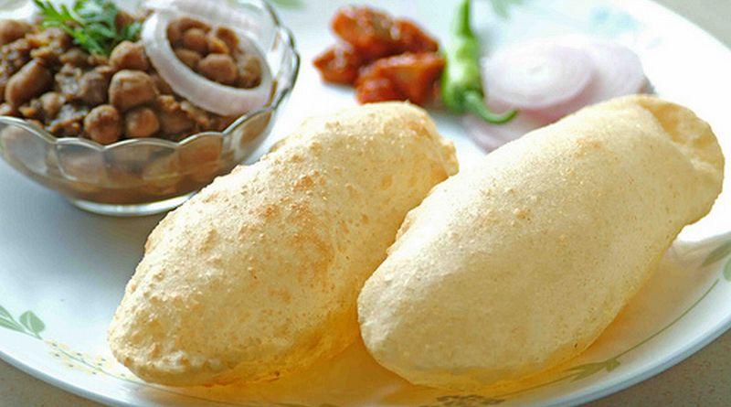 Hasil gambar untuk chloe bhature masakan india