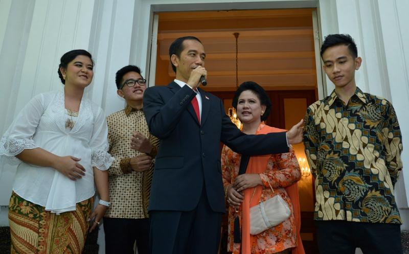 Gibran Jokowi Persunting Mantan Putri Solo di Bulan Juni