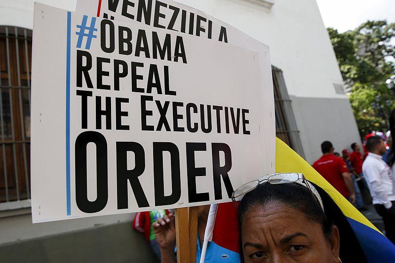 Venezuela Bukan Ancaman AS Lagi