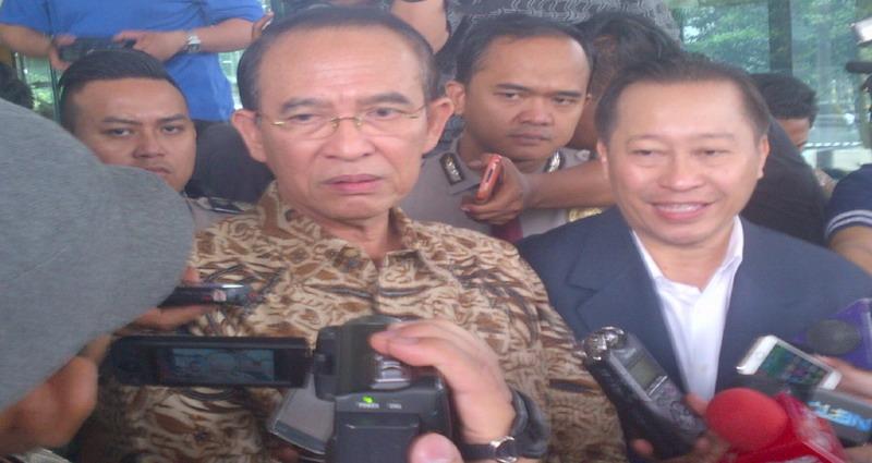 SDA Kecewa Gugatan Praperadilan Ditolak Hakim