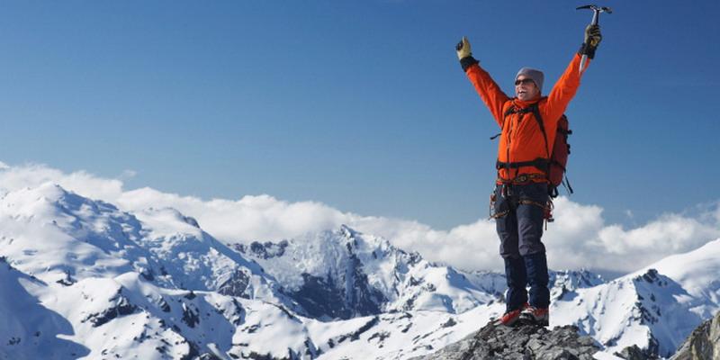 Cegah Terserang Penyakit Ketinggian di Atas Gunung : Okezone Lifestyle
