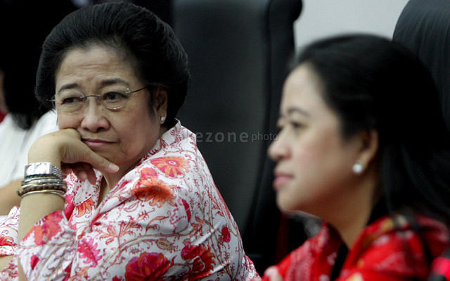 Image result for megawati, okezone
