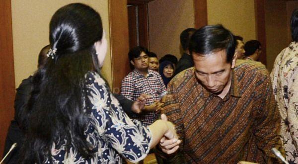 Puan Sebut Jokowi Setuju Jabatannya di PDIP