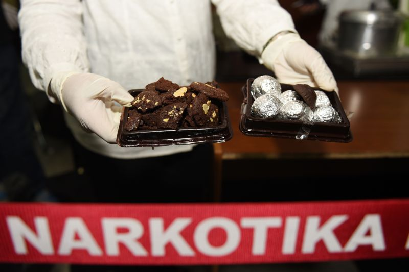 Brownies Ganja Kian Marak di Jakarta