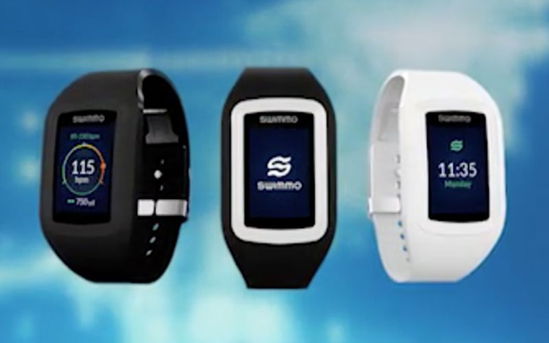 Swimmo, Smartwatch Khusus Berenang