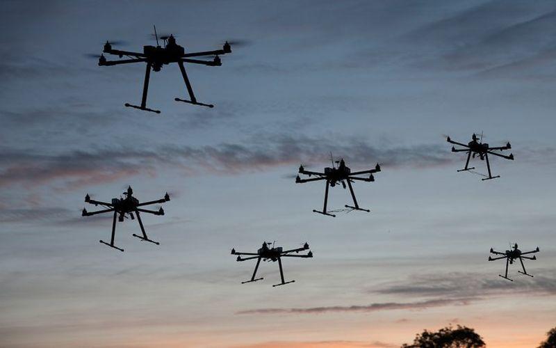 Drone Akan Gantikan Manusia saat Perang