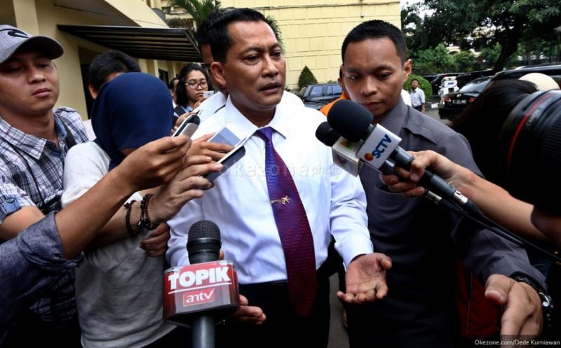 Kabareskrim Pastikan Usut Kasus Korupsi di Bengkulu
