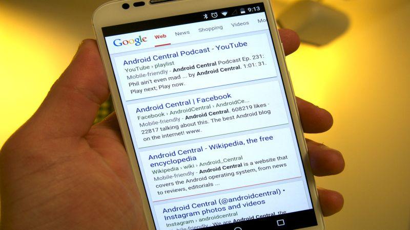 Fitur Pencarian Terbaru Google Hanya Tampilkan Nama Situs